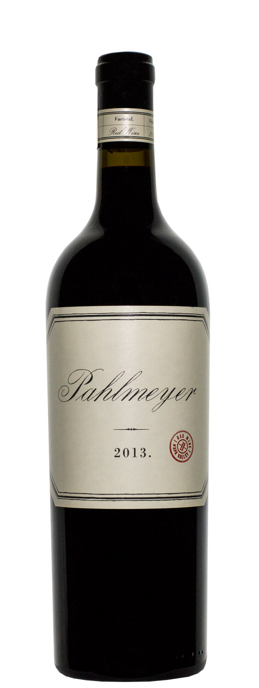 2013 Pahlmeyer Proprietary Red