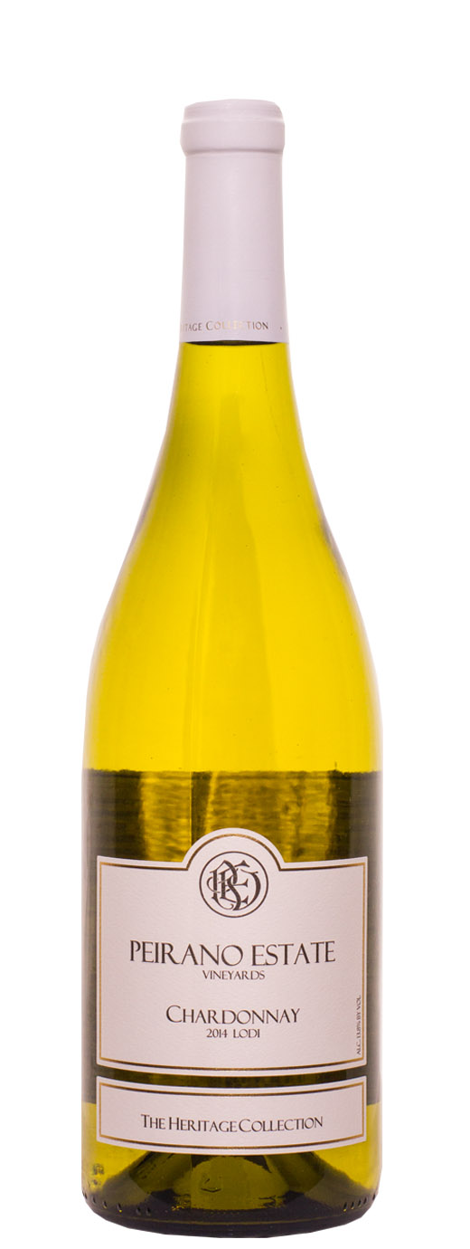 2014 Peirano Estate The Heritage Collection Chardonnay