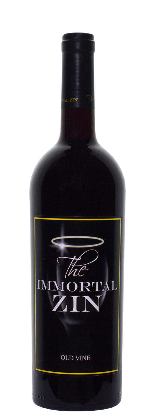 2013 Peirano Estate Zinfandel The Immortal Zin
