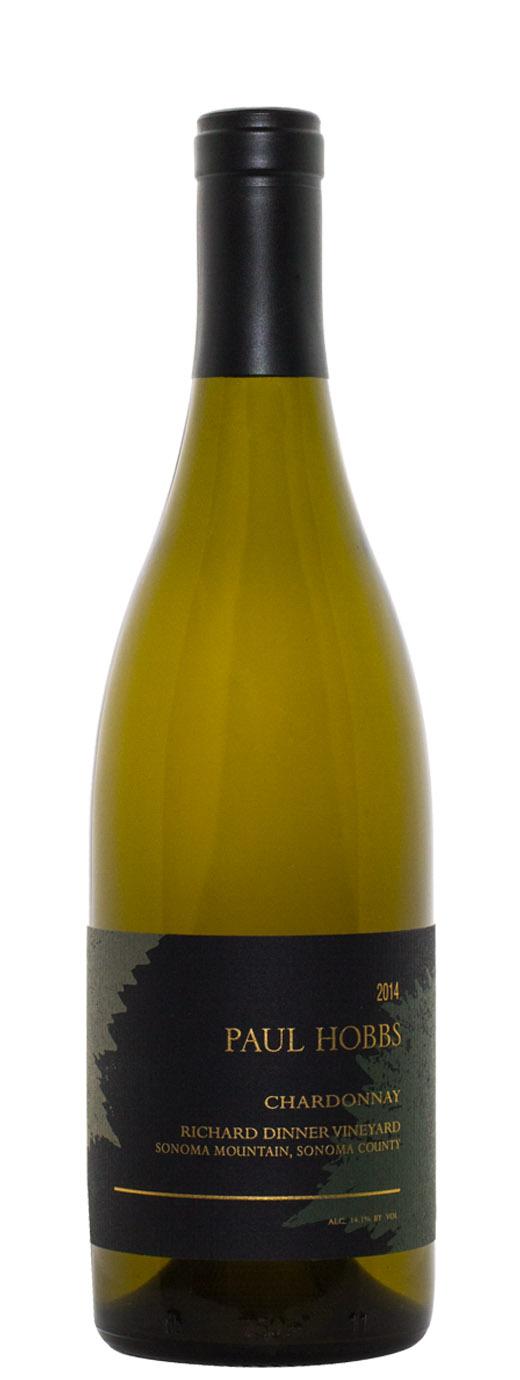 2014 Paul Hobbs Chardonnay Richard Dinner Vineyard