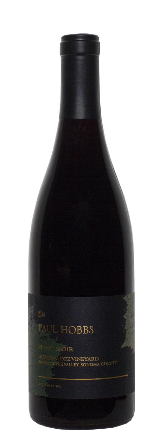 2014 Paul Hobbs Pinot Noir Ulises Valdez