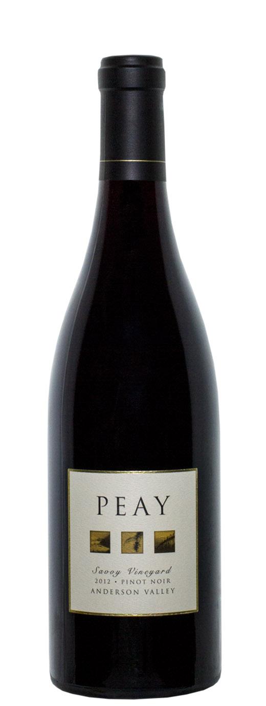 2012 Peay Pinot Noir Savoy