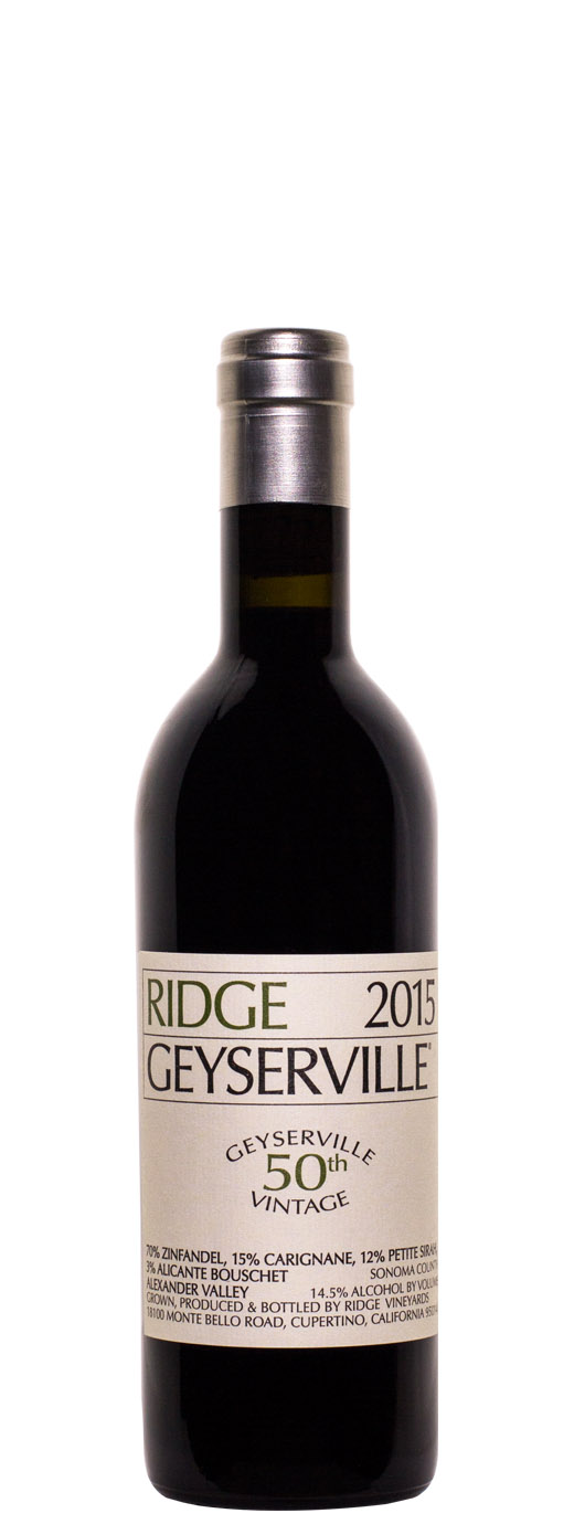 2015 Ridge Geyserville