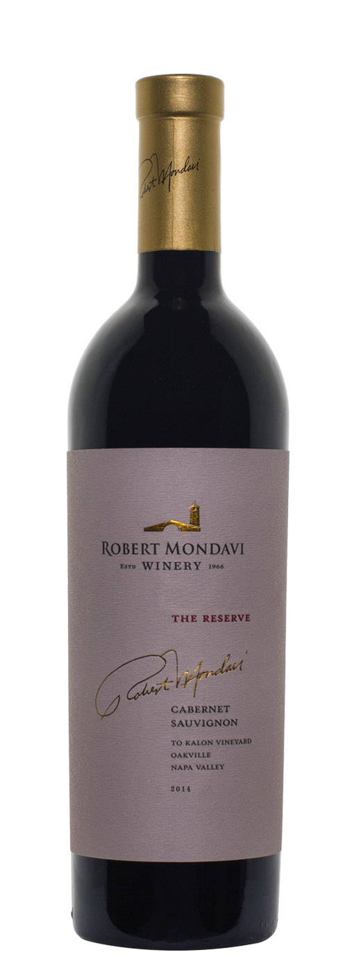 2014 Robert Mondavi Reserve Cabernet Sauvignon To Kalon Vineyard