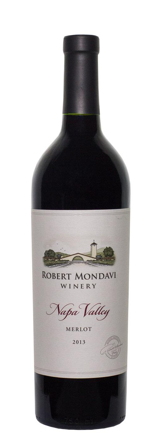 2013 Robert Mondavi Merlot