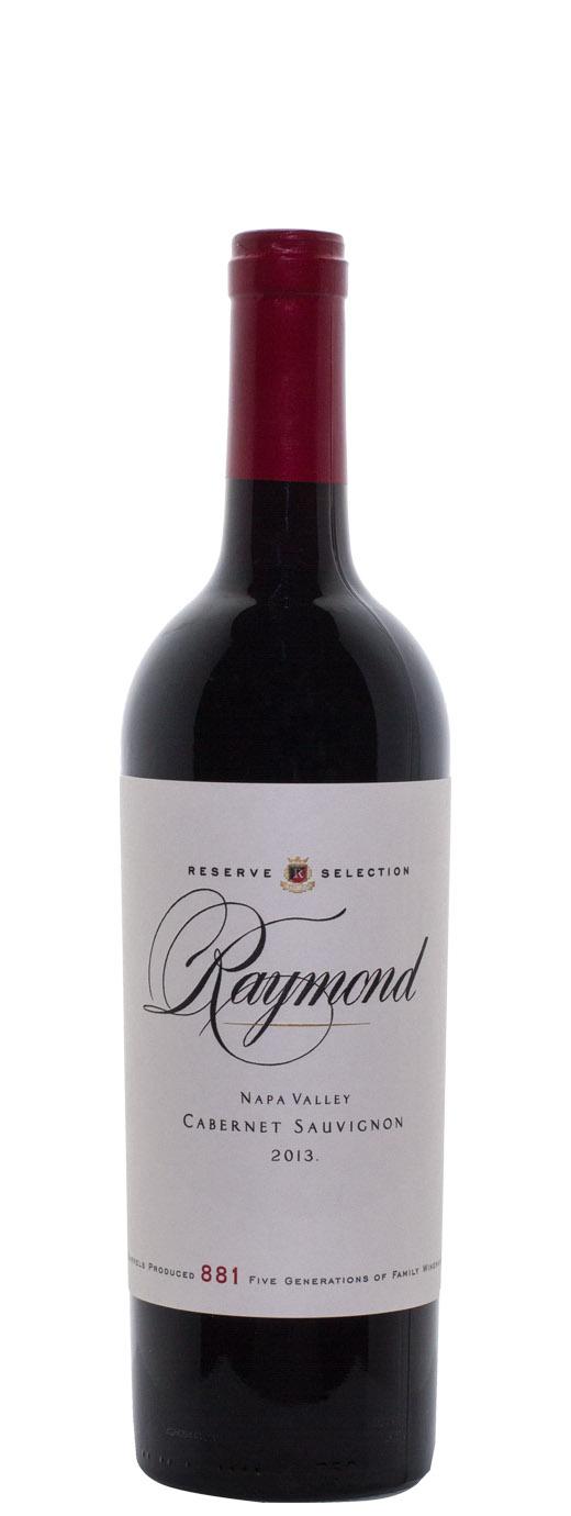 2013 Raymond Cabernet Sauvignon Reserve Selection