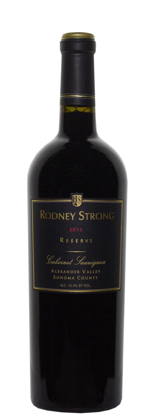 2013 Rodney Strong Cabernet Sauvignon Reserve