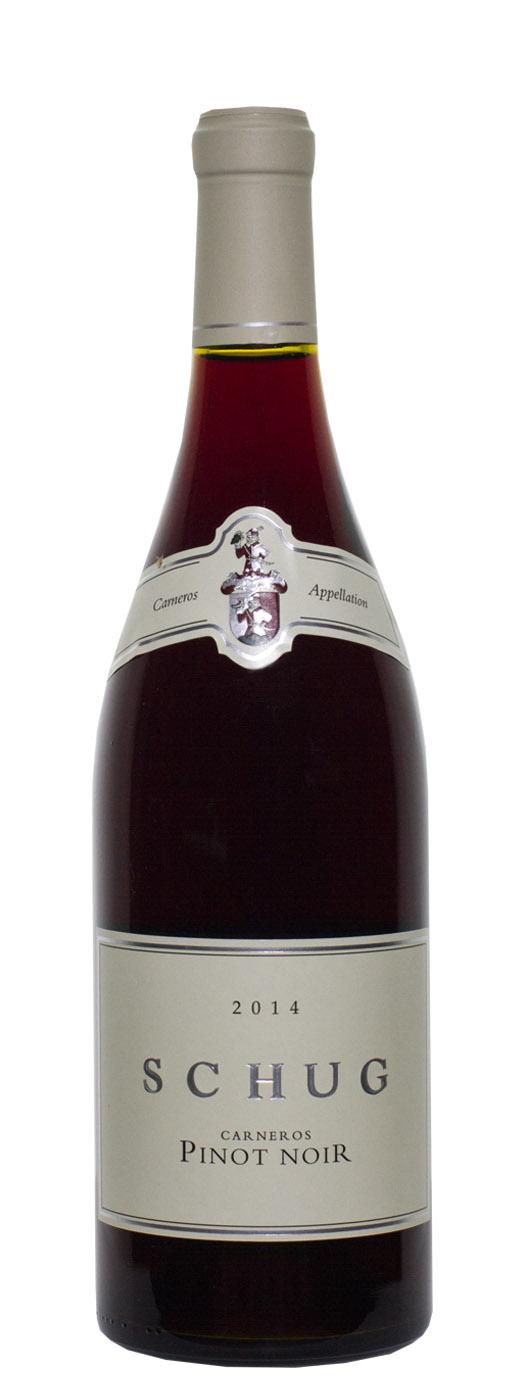 2014 Schug Pinot Noir