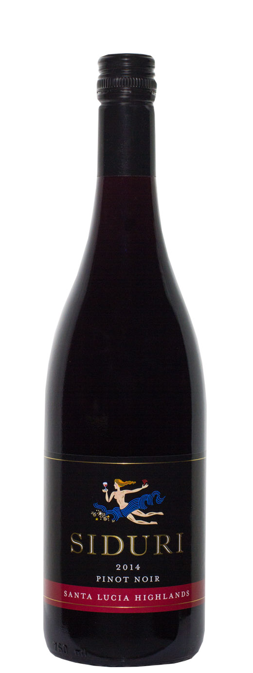 2014 Siduri Pinot Noir Santa Lucia Highlands