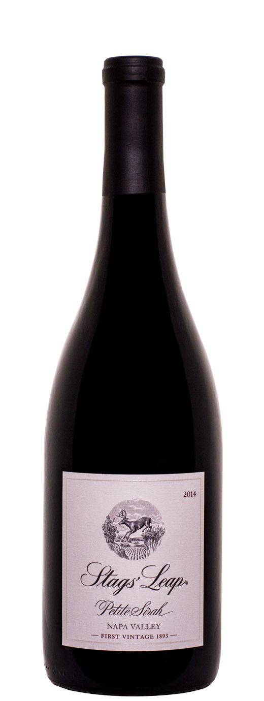 2014 Stags' Leap Winery Petite Sirah