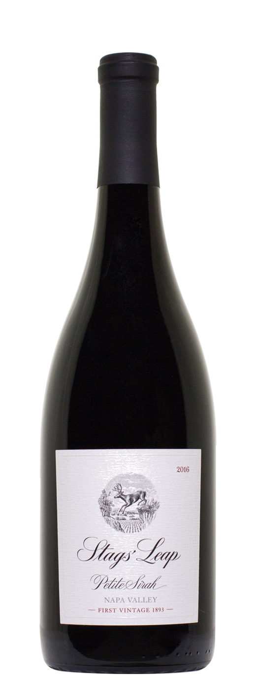 2016 Stags' Leap Winery Petite Sirah