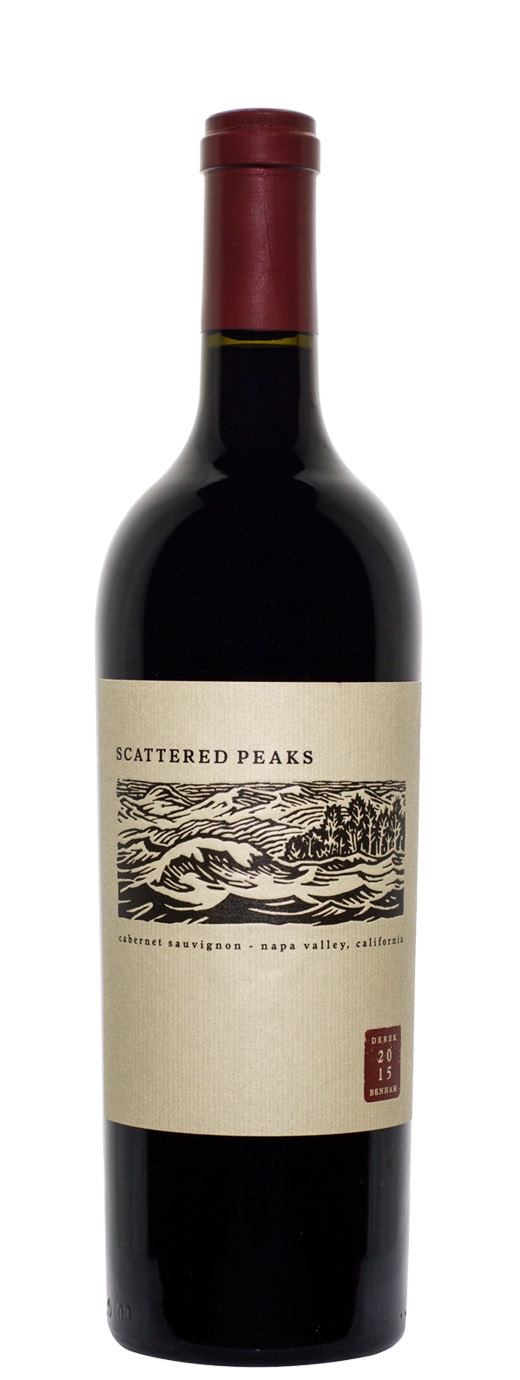2015 Scattered Peaks Cabernet Sauvignon