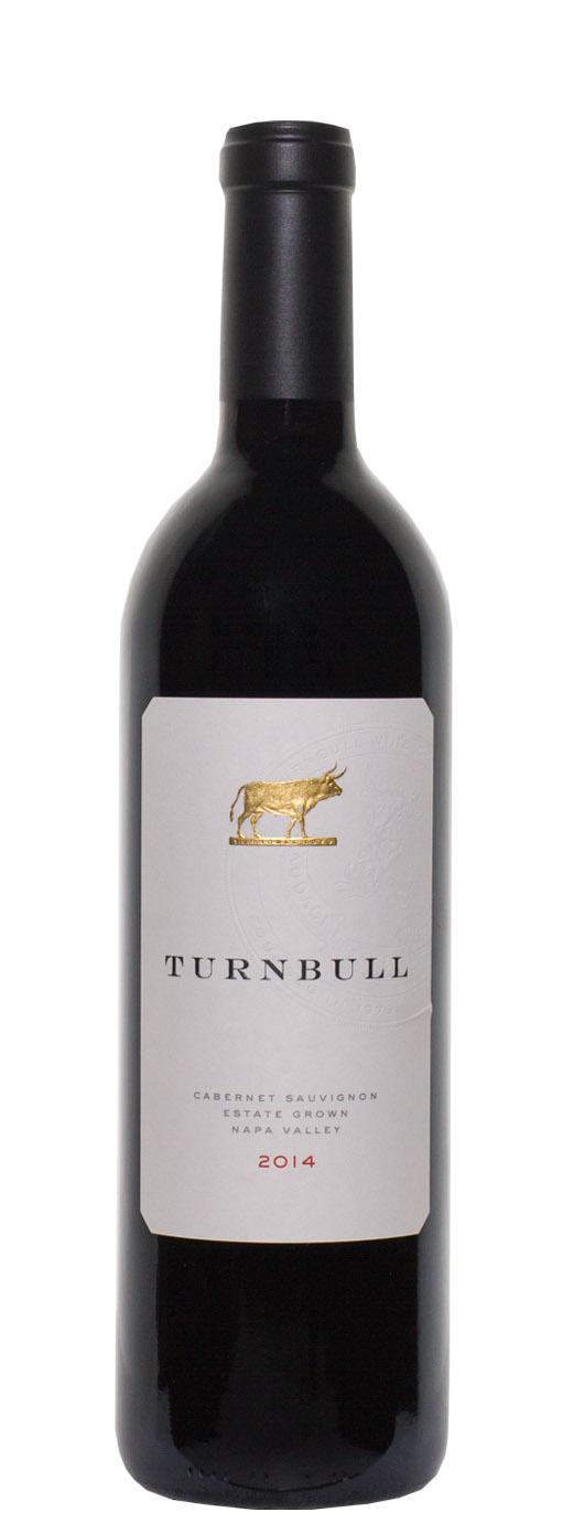 2014 Turnbull Wine Cellars Napa Estate Cabernet Sauvignon
