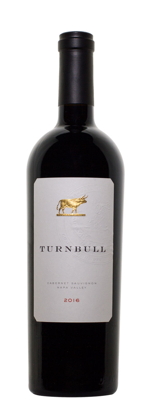 2016 Turnbull Wine Cellars Napa Estate Cabernet Sauvignon