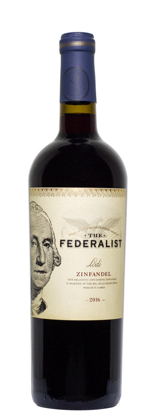 Image result for The Federalist zinfandel