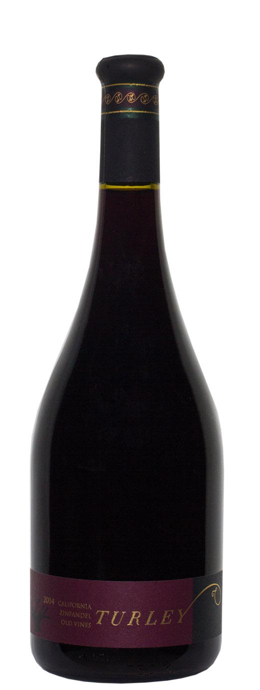2014 Turley Wine Cellars Zinfandel Old Vines