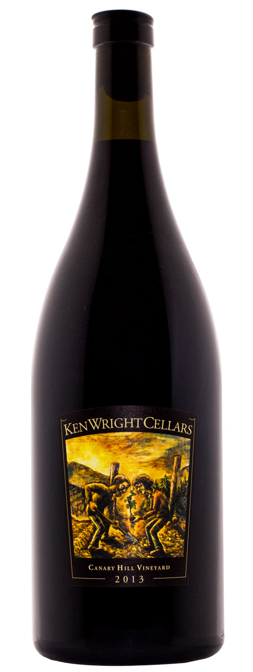2013 Ken Wright Pinot Noir Canary Hill Vineyard