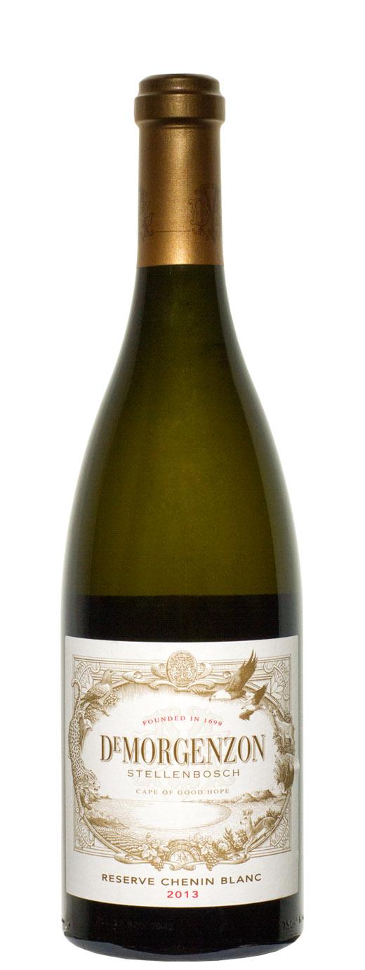 2013 De Morgenzon Reserve Chenin Blanc