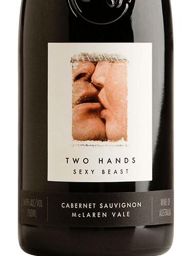 2018 Two Hands Sexy Beast Cabernet Sauvignon