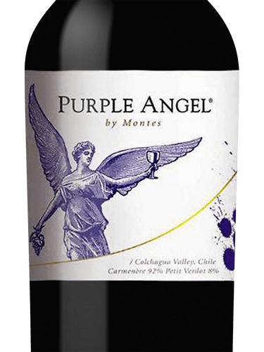 2016 Montes Purple Angel