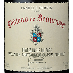 2015 Chateau Beaucastel Rouge