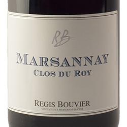 2014 Regis Bouvier Marsannay Clos du Roy