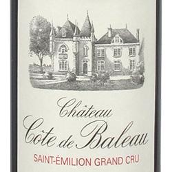 2010 Chateau Cote de Baleau