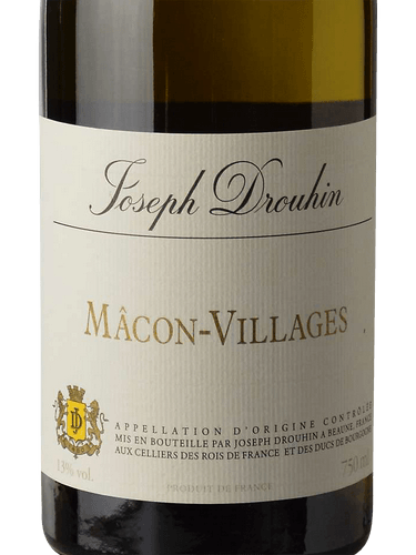 2019 Joseph Drouhin Macon Villages