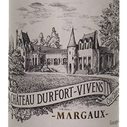 2016 Chateau Durfort-Vivens