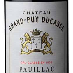 2009 Chateau Grand-Puy-Ducasse