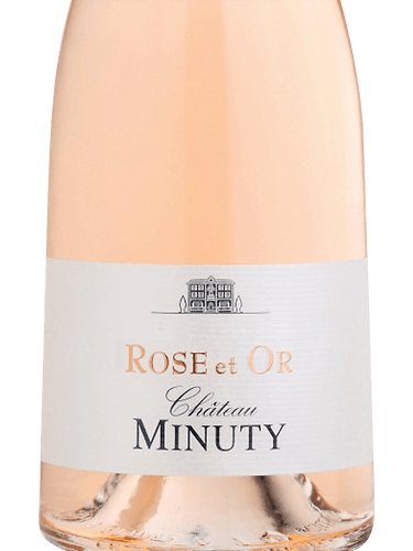 2016 Minuty Rose et Or