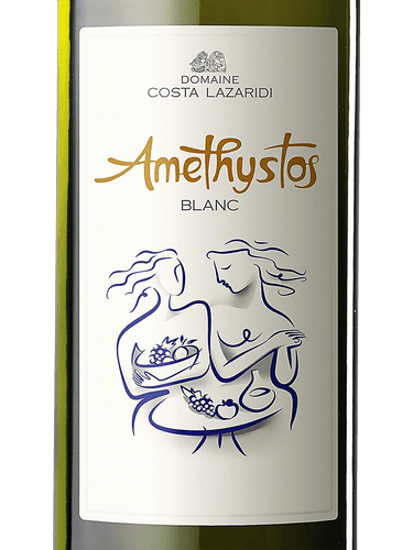 2020 Costa Lazaridi Amethystos White