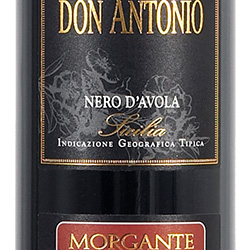 2011 Morgante Nero d'Avola Don Antonio