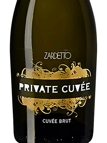 Zardetto Brut Private Cuvee NV